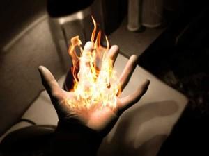 Piroquinesis encender fuego con la mente