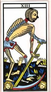 tarot la muerte