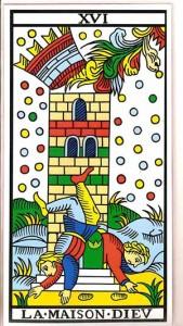 tarot la torre