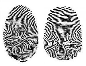 adivinacion huellas dactilares