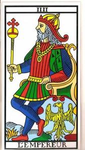 tarot el emperador