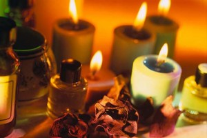 Curación mediante aromaterapia
