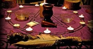 Ritual para una tirada de cartas del Tarot