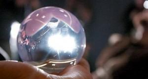 La bola de cristal como método adivinatorio
