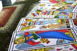 tirada cartas tarot