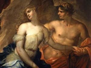 leyenda de Orfeo y Eurídice