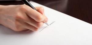 forma de ser por la firma