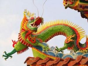 El dragón en el horóscopo chino