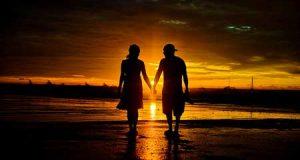 pareja predestinada